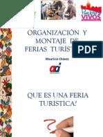 Organización y Montaje de ferias