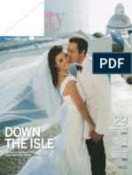 Society Weddings - Fall/Winter 2013