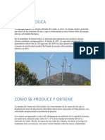 energia eolica i