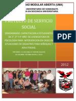 Proyecto Social Inicial 01