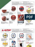 Star Sports Korea Catalog