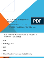 picturing millennial students 2013