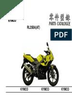 Quannon 125 Manual