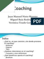PresentaciónCoaching