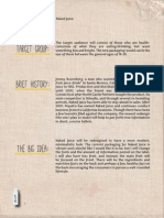 P2 - Product Redesign Book Pages 1&2