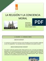 LA RELIGIÓN  Y  LA  CONCIENCIA   MORAL (1)