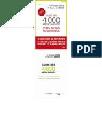 Guide des 4 000 médicaments utiles, inutiles ou dangereux