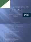 Clinical Approach to Hemiplegia