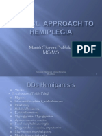 Clinical Approach to Hemiplegia