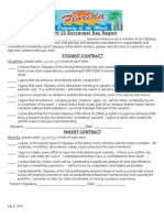 Student-Parent Contract