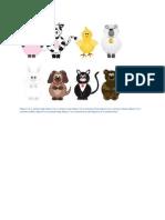 Cartoon Animals