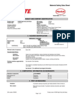 Loctite Nickel High Purity MSDS