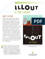 Fallout by Todd Strasser - Discussion Guide
