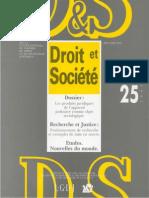 A8 01 1993 Gans Droit Societe Recension Con Cover