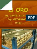 Oro 1 - 2013 Clases