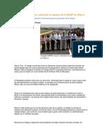 18-08-2013 Puebla Noticias - Inaugura RMV Acceso Vehicular Al Campus de La BUAP en Atlixco