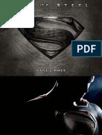 Digital Booklet - Man of Steel
