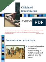 Case for Immunization 2
