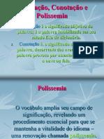 Denotacao Conotacao e Polissemia1