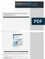 Nomenclaturas del Software (VL, RTM, Demo, Shareware, Beta, etc…)
