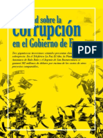 Corrupcion de Samuel Doria Medina Un