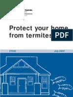 DFT-NSW Termite Protection