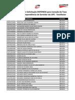 Isencao Servidor UPE Vestibular 2014