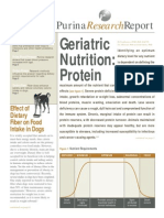 Geriatric Nutrition Protein
