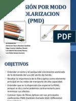 DISPERSIÓN POR MODO DE POLARIZACION.pptx