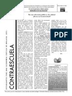 Especial Educación_ Economía Crítica Málaga_ Octubre 2013
