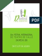 Festival Internacional de Teatro de Calle 2013