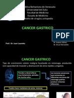 Cancer Gstrico Presentacion
