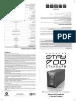 Microsol - Stay 700 STANDARD - Manual