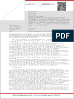 Reglamento Servicios Complementarios DTO-130