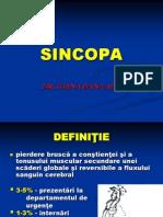Sincopa CMU