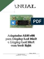 4-Manual - Lcd Com Adaptador ADP.v01