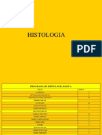 Historia de La Histologia