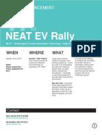NEAT EV Rally 2013