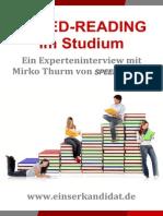 EK Speed-Reading Interview