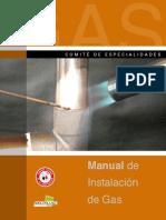 Manual de Instalación de Gas