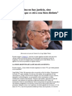 Entrevista Al General Videla