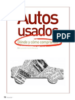 Como Comprar Autos Usados