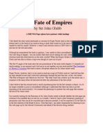 The Fate of Empires by Sir John Glub
