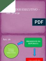Poder Executivo Artigos Da Cf