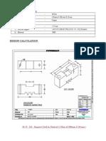 Design Calculation Bus Bar