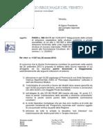Parere Della 5a Commissione CR Sulle Schede Ospedaliere - PAGR 386