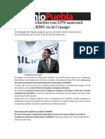 15-08-2013 Sexenio Puebla - Excelente relación con EPN marcará período de RMV en la Conago