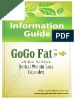 GoGo Fat+ Info Guide