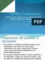 La PNL y la educación