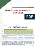 1 Medidas de Tendencia Central FV